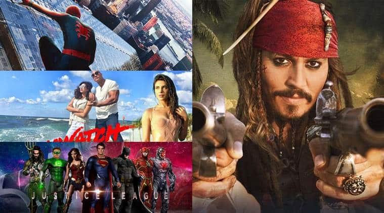 2017 hollywood movies.
