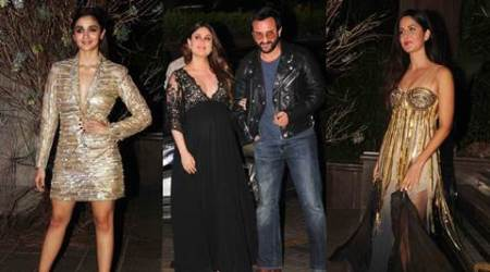 Katrina Kaif, Aishwarya Rai Bachchan, Alia Bhatt: Celebs who shone at Manish Malhotra's 50th birthday bash