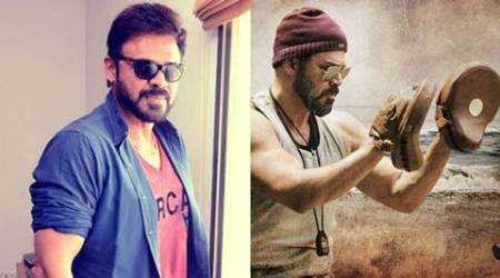 Guru teaser: On his birthday, Venkatesh showcases his power avatar, watch video