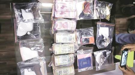 BJP leader Manish Sharma among 7 held with Rs 33 lakh, illegal firearms; in custody till Dec9
