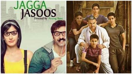 jagga jasoos, jagga jasoos trailer, aamir khan, ranbir kapoor, katrina kaif, dangal, dangal release, dangal news, dangal reviews, indian express, indian express news, entertainment news