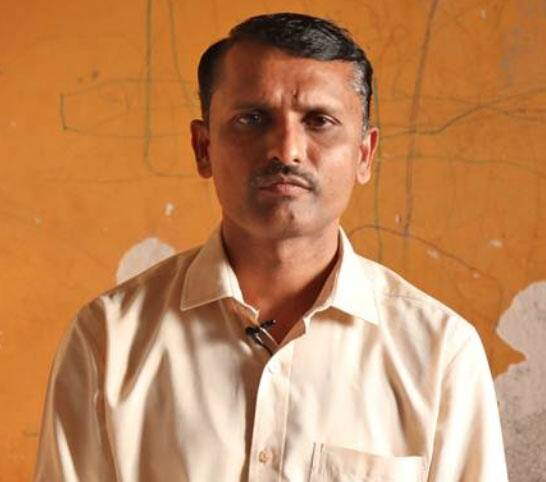 #StoriesOfStrength   Maruti Phad called home and asked them to switch off thelights