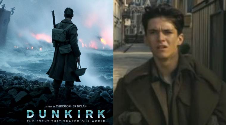 dunkirk trailer, dunkirk cast, harry styles, tom hardy, christopher nolan