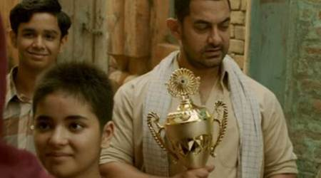 Dangal, Dangal box office, Dangal movie, Dangal box office collection, aamir khan, aamir khan dangal, dangal aamir khan, dangal collection, dangal box office, dangal total collection, Dangal box office collection day 4, Dangal box office collection day four, nitesh tiwari, entertainment news, indian express, indian express news
