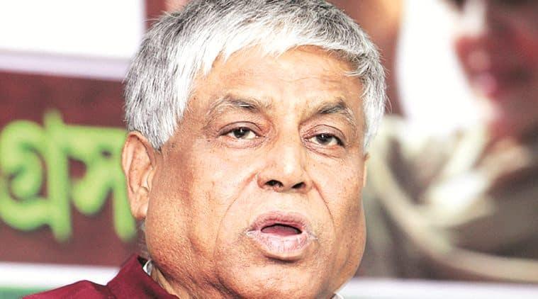 Abdul Mannan, Congress MLA Abdul Mannan, Bengal Forces Withdrawn, Forces Withdrawn Bengal, Darjeeling Crisis, Gorkhaland Agitation, Indian Express, Indian Express News