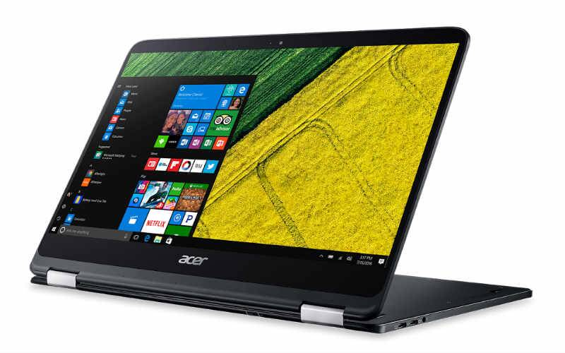 Acer, Acer Spin 7, Acer Spin 7 India launched, Acer Spin 7 price in India, Acer Spin 7 convertible laptop, Lenovo Yoga Book, Apple MacBook Pro, Acer Spin 7 thinnest laptop, technology, technology