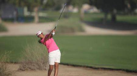 aditi ashok, aditi Oates Vic Open, india golf, india golf aditi ashok, golf news, sports news