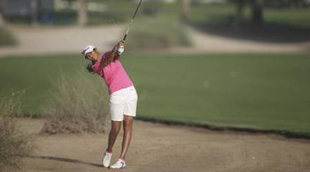 aditi ashok, aditi ashok, RACV Gold Coast Challenge, india golf, golf news, sports news