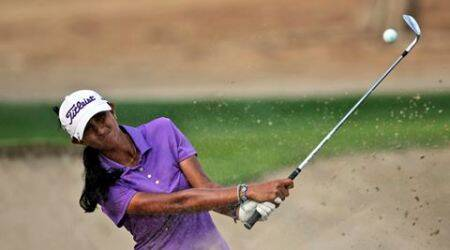 aditi ashok, golf, india golf, aditi ashok golf, golf news, sports news