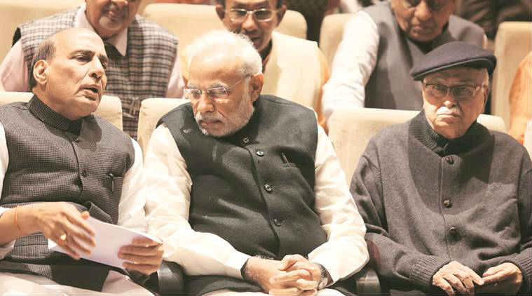 winter session, parliament, LK Advani, Advani, BJP leader Advani, speaker, parliamentary affairs minister, lok sabha, india news, indian express news