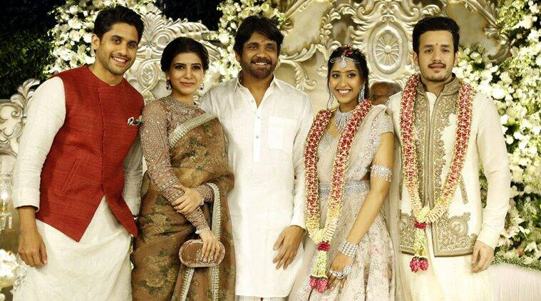 Celebrities who had arranged marriages  MSN