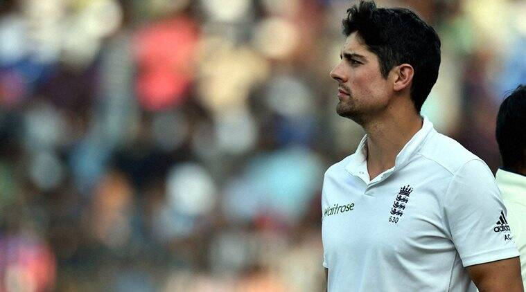 alastair cook, cook, england, england captain, captian cook, india vs england, india vs england score, india vs england series, ind vs eng, cricket news, sports news