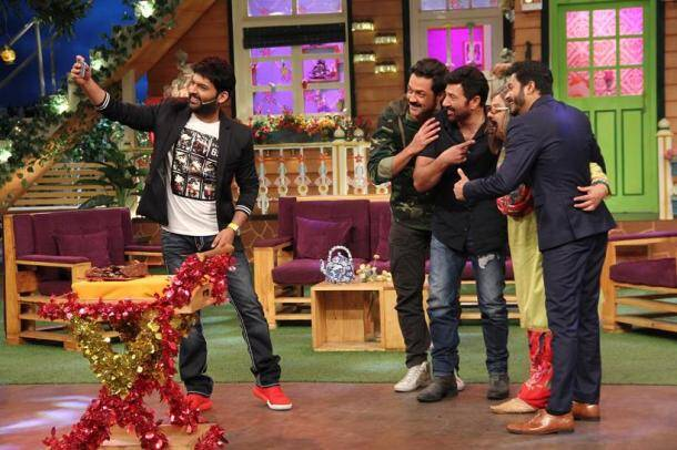 Ali Asgar, kapil sharma, comedy nights with kapil