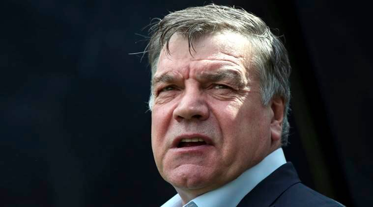 "Former England manager Sam Allardyce has arrived at Crystal Palace's training ground and says he will ""complete talks"" with the club's chairman regarding its managerial vacancy. Allardyce is the favorite to take over at Palace following the firing of Alan Pardew on Thursday Dec. 22, 2016. (AP Photo/Scott Heppell, file)"