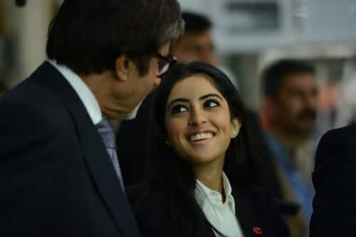 Navya Naveli, Amitabh Bachchan, Amitabh Bachchan son in law, Amitabh Bachchan work,
