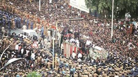 Jayalalithaa passes away: Apollo to Marina, her last journey