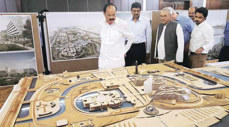 Firms from various nations are bringing in native ideas and amalgamating it with Andhra culture. (PTI Photo)