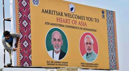 heart of asia, narendra modi, amritsar summit, pakistan, ashraf ghani, india afghan relations, indo pak relations, sartaj aziz, heart of asia summit