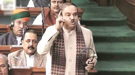 Ananth Kumar on Parliament winter session