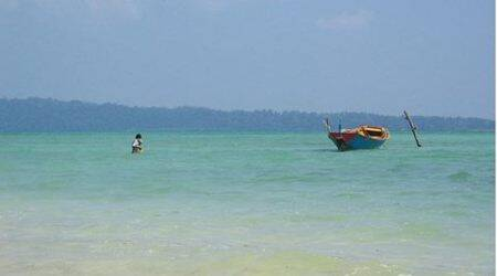 At least 1400 tourists stranded due to heavy rainfall in theAndamans
