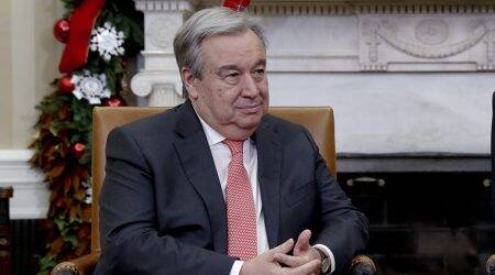 UN chief Antonio Guterres hints at dialogue between India and Pakistan