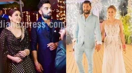 Anushka-Virat at Yuvraj-Hazel wedding: From airport to dance floor, watch all that they did
