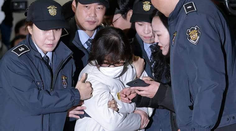 Park Geun-hye,South Korea, president park friend, South korea president, news, latest news, world news, international news, South Korea news