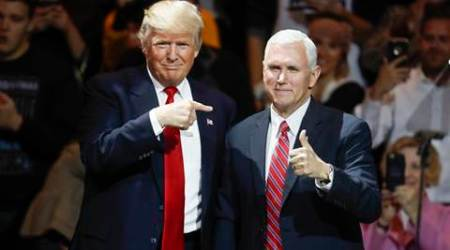 Donald Trump, Mike Pence, Kashmir situation, Trump Kashmir, Nawaz Sharif, US Pakistan, Trump Sharif, news, latest news, world news, India news, national news, international news, US news
