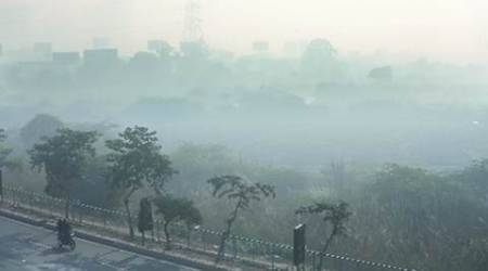 Delhi air quality better as compared to last year — but not bymuch