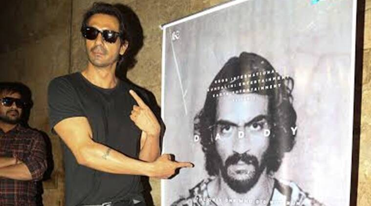 Arjum Rampal, Arjun Rampal Daddy, Arjun Rampal upcoming movie, Daddy first teaser, Daddy first look, Arjum Rampal role Daddy, Arun Gawki Arjun Rampal, Daddy plot, Daddy storyline, Arjun rampal movies, arjun rampal upcominbg movies, bollywood news, bollywood updates, entertainment news, indian express news, indian express