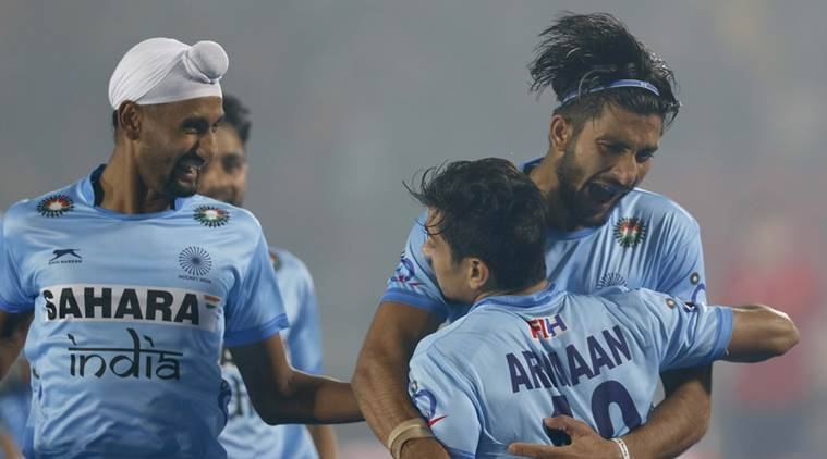 Hockey World Cup, Junior Hockey World Cup, Harendra Singh, Harendra, Armaan Qureshi, hockey news, sports news