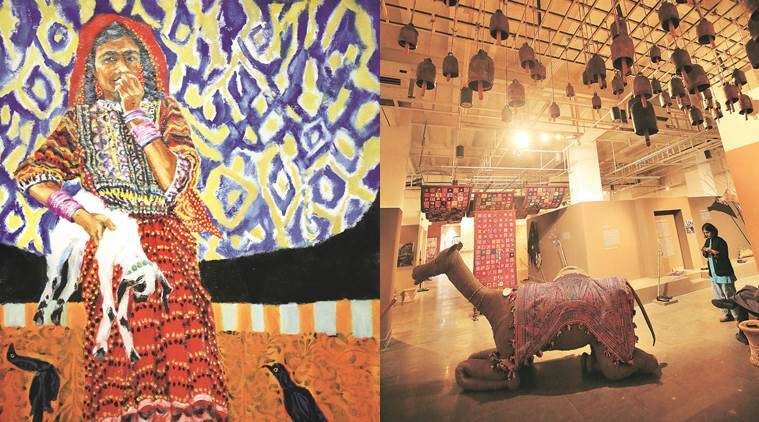 Delhi's Indira Gandhi National Centre for the Arts, Gaddi tribal churning lassi, Miyar Nala valley, Art News, Life style news, Latest news, India news