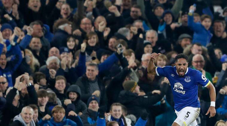 Ashley Williams, Ashley Williams Everton, Everton vs Arsenal, Arsenal vs Everton, Everton Arsenal, Arsenal Everton, Sports