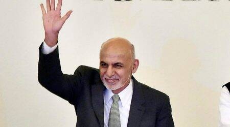 Afghan president launches new ID cards amid row over ethnicity