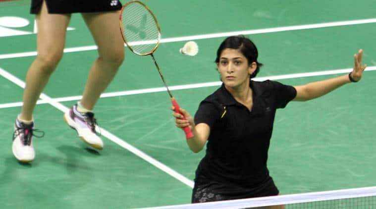 Ashwini Ponnappa, Commonwealth Games, Ashwini Ponnappa badminton player, Ashwini Ponnappa Indian badminton player, sports news, indian express news