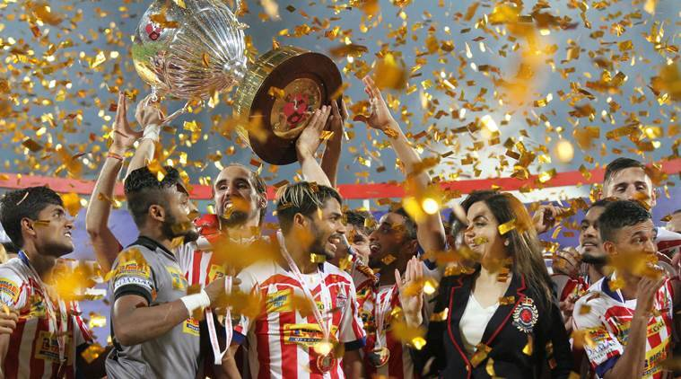 Atletico de Kolkata won the Indian Super League crown for the second time. (Source: ISL)