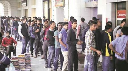 Old notes on the decline: Sharp drop in scrapped notes deposited in Pune post offices