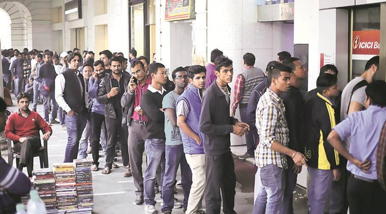 demonetisation, demonetisation crisis, demonetisation policy, delhi demonetisation, demonetisation students, students delhi, outstation student delhi, currency demonetised, currency notes, currency banned, india news, indian express