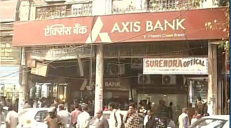 Axis Bank, Axis Bank CEO, Shikha Sharma, Business news, Indian Express