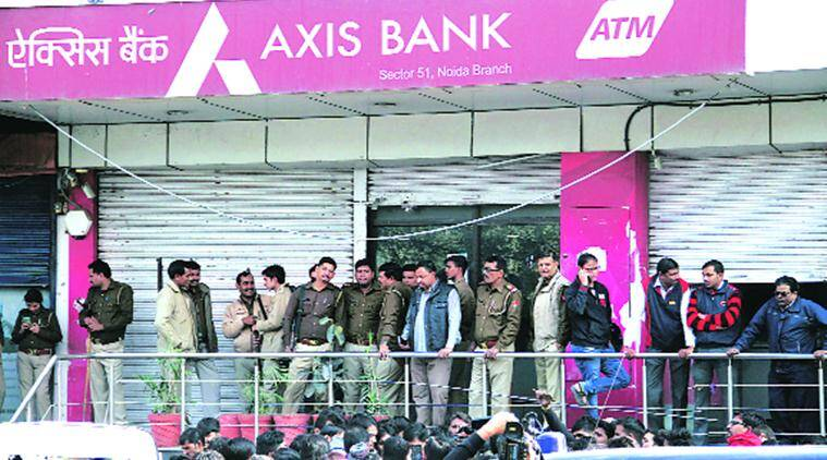 axis bank, axis bank black money, axis bank IT raid, axis banks it department raid, axis bank black money into white, axis bank fake bank accounts, axis bank fake accounts black money, indian express, indian express news, trending, trending in india