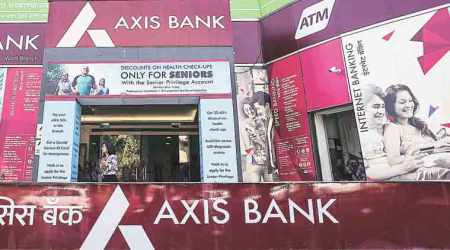Axis Bank net profit up 36% in September quarter