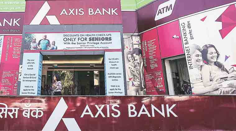 Axis Bank net jumps 25.3 per cent as bad loan provisions halve