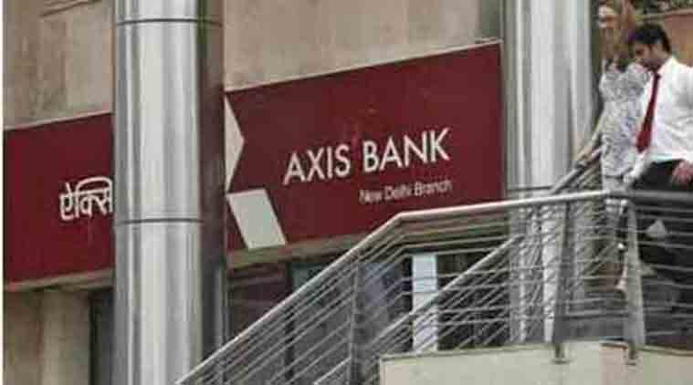 Axis Bank, Axis Bank September quarter, Axis Bank Q2 earnings, Axis Bank quaterly earning, Axis Bank revenue, Axis Bank Earnings, Axis Bank Profit, Axis Bank Second Quarter, Axis Bank profit result, Axis Bank Q2 profit 2017, Axis Bank Q2 Earnings 2017, business news, Indian express
