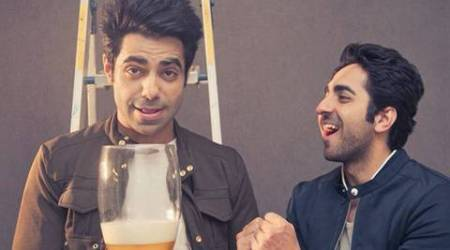 ayushmann khurrana, aparshakti khurrana, aparshakti jail, ayushmann younger brother, aparshakti films, aparshakti VJ