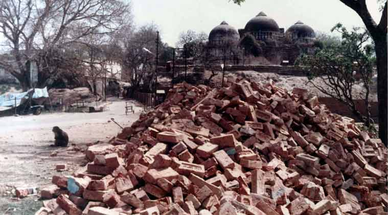 ram temple, ram mandir, ayodhya, hindu muslim ayodhya issue, ram janmabhoomi, mandir wahin banayenge, muslim occupied land ayodhya, babri masjid demolition, hindu occupied land babri masjid, india news, indian express