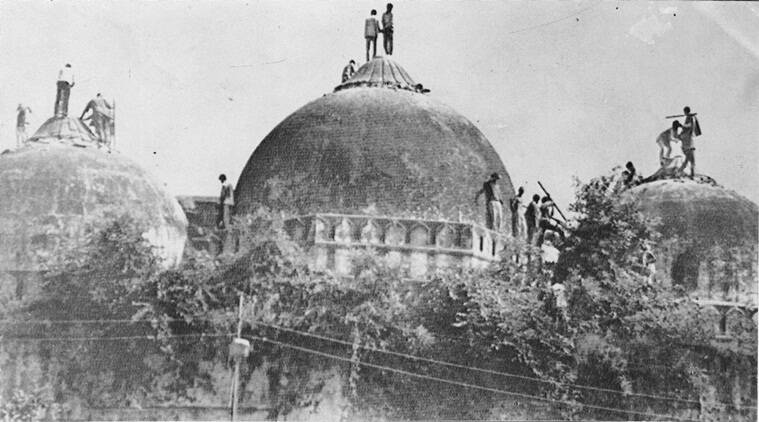 Babri Masjid issue