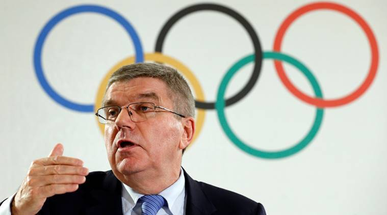 thomas bach, bach, olympic doping, russian doping, russia doping scandal, olympics doping tests, ioc, wada, sports news,