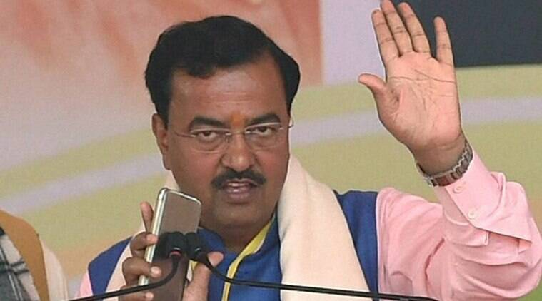 Keshav Prasad Maurya, Keshav Prasad Maurya expels party leaders, BJP expels workers. BJP workers expelled, India news, Indian Express