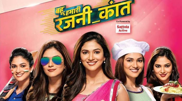 bahu humari rajni kant, Raqesh Bapat, Ridhima Pandit, karan grover, life ok show, television news, television updates,entertainment news, indian express news, indian express