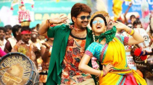 Track list for Bairavaa is out